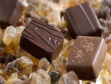 Статусы про конфеты