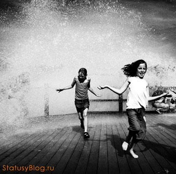 детство это не возраст а улыбка если ее подарит тот кто знаком
