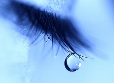 статусы про слезы