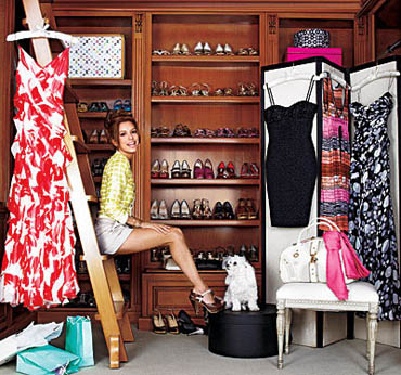 Статусы про гардероб