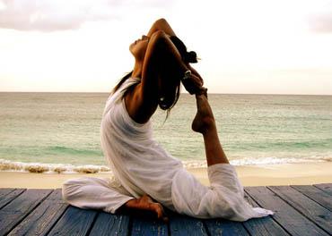 Статусы про йогу