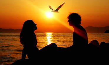 Статусы про влюбленных