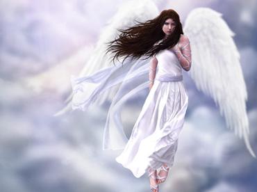 Статусы про ангелов