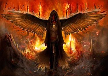 Статусы про дьявола