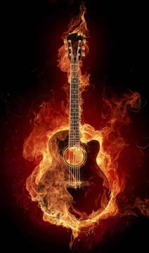Статусы про гитару