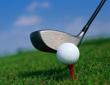 Статусы про гольф