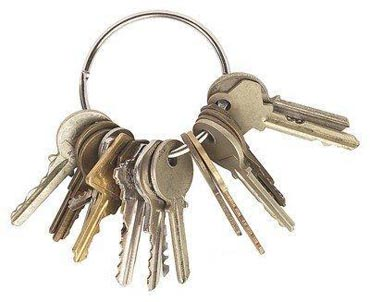 Статусы про ключи