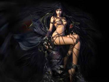 Статусы про ведьм