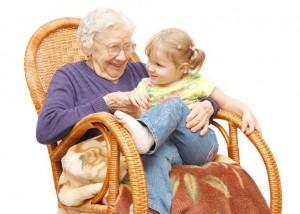 статусы про бабушку